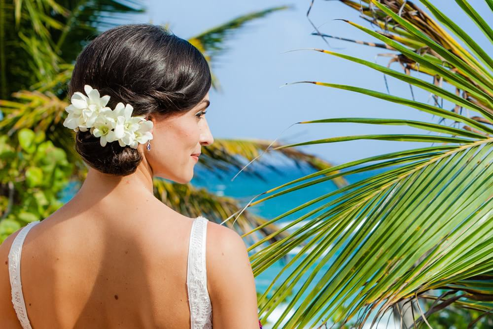 Beach Hair Advice from a Wedding Photographer