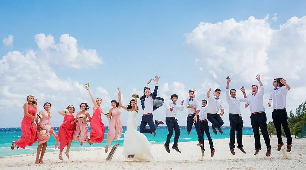 Sun smart tips for Destination Wedding