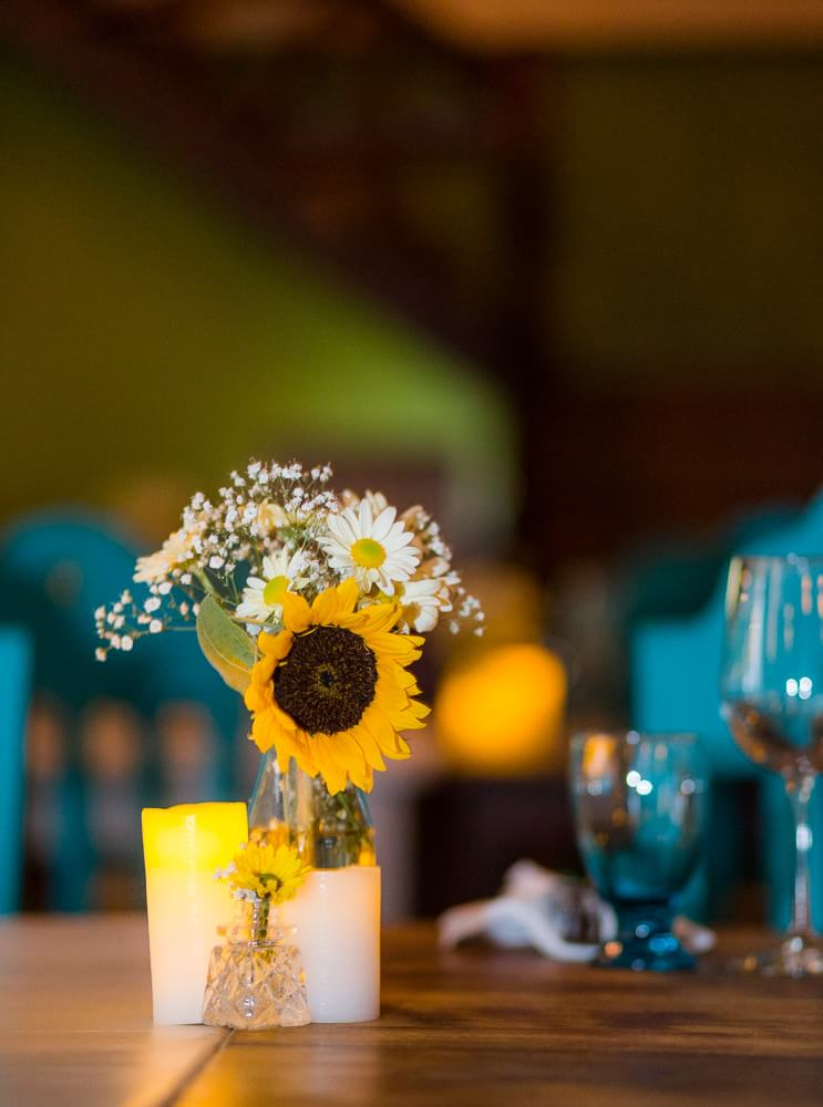 Details at Tulum wedding