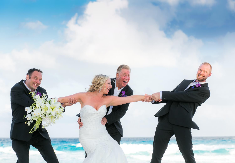 Secrets the Vine Cancun Wedding