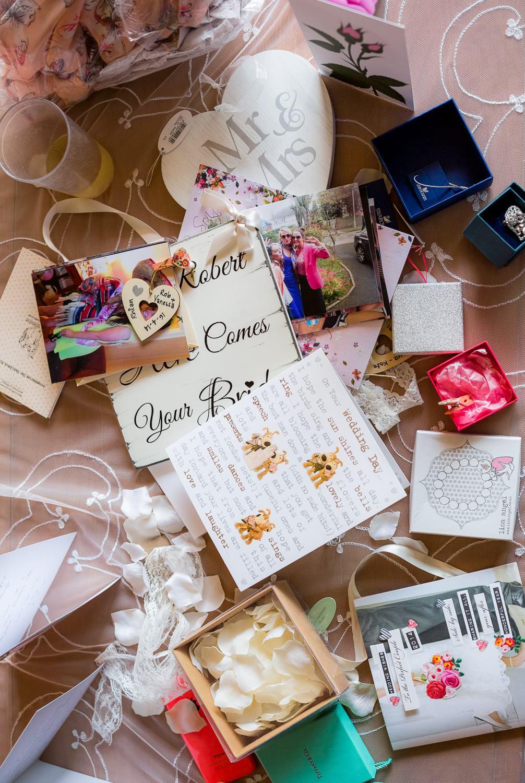 Detail photo of wedding