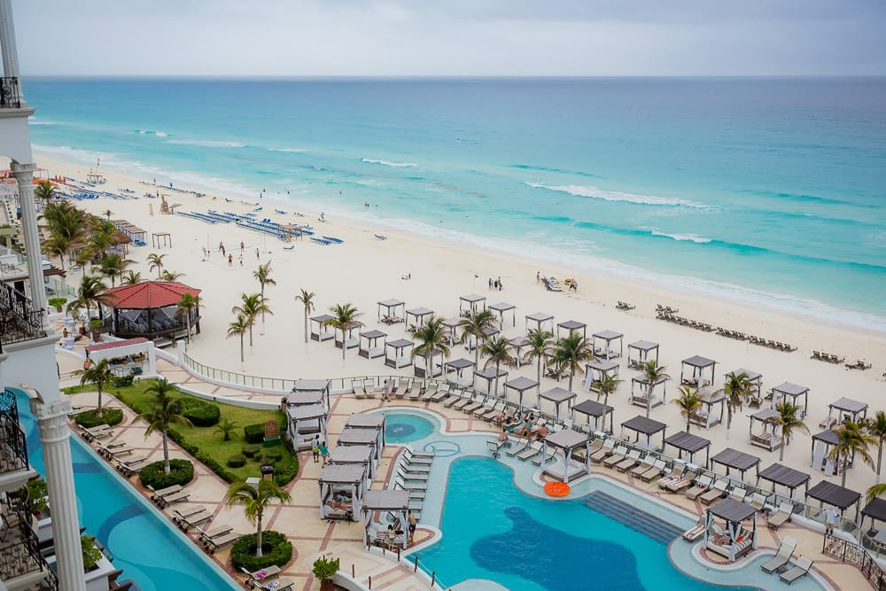 Hyatt Zilara Cancun Wedding