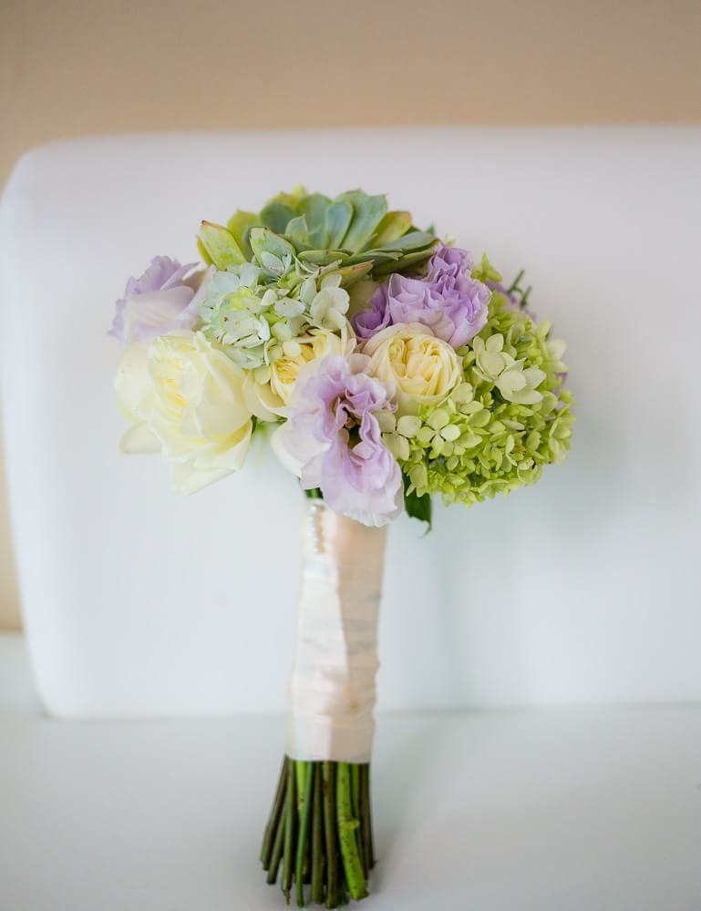 bridal boquet at Generations Riviera Maya Wedding