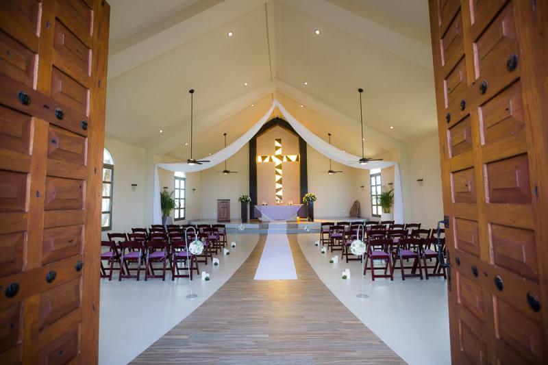 The Chapel at Generations Riviera Maya Wedding