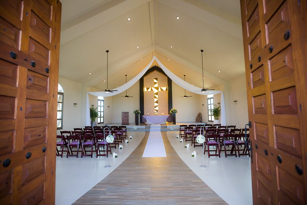 The Chapel at Generations Riviera Maya Wedding
