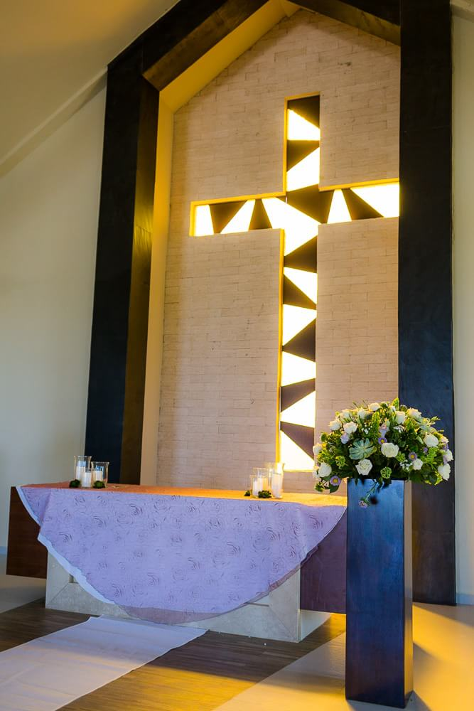 The Chapel at the Generations RRiviera Maya Wedding