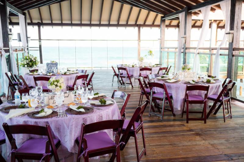 Wedding reception location at Riviera Maya Wedding