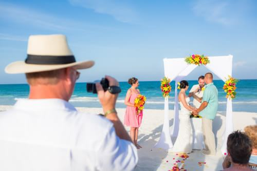 Iberostar Lido Mexico Wedding