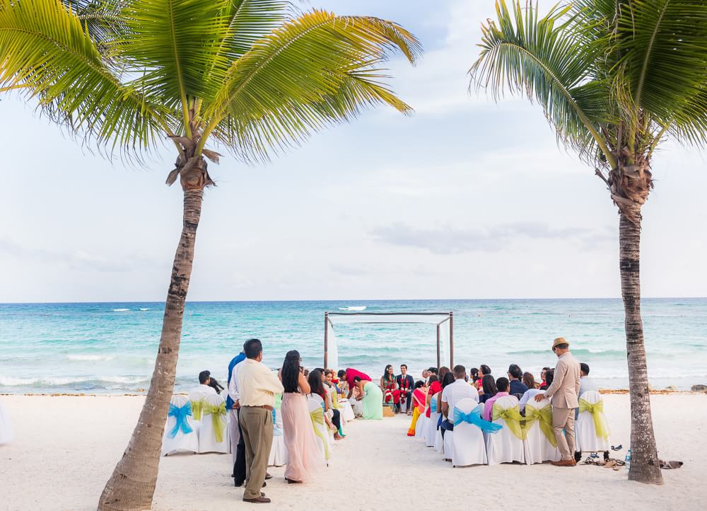 Wedding Timeline Management for your Beach Wedding at Cancun