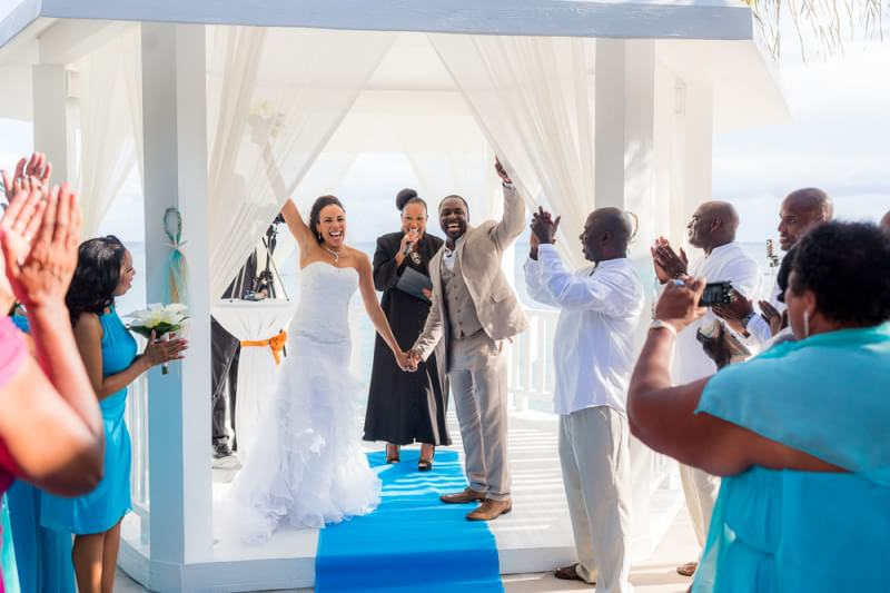 How to Make Your Cancun Wedding Cohesive