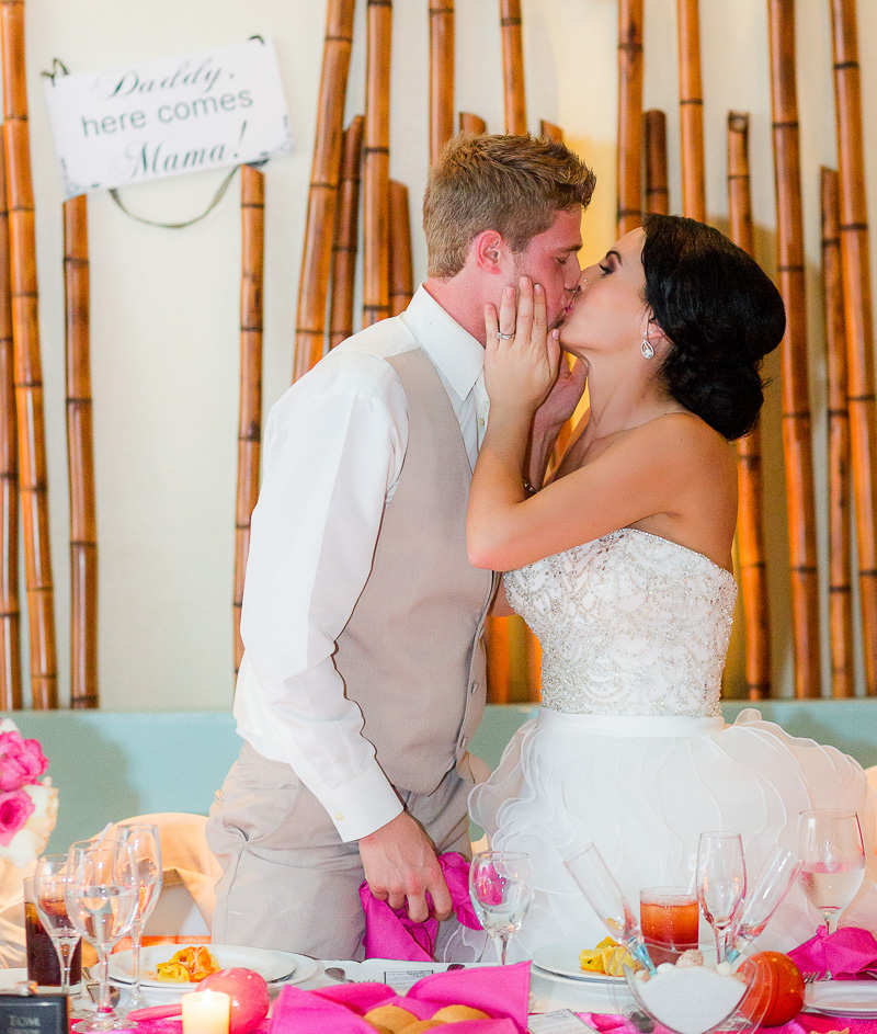 Rivera Maya Destination Wedding at the Now Jade Riviera Cancun