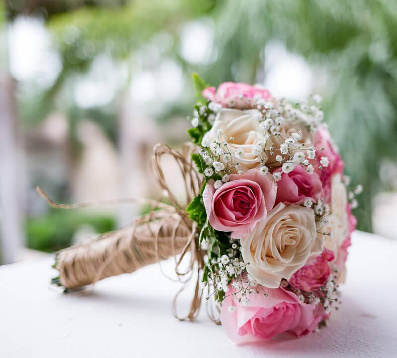 Bridal bouquite