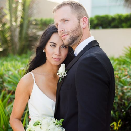 Secrets The Vine Cancun Wedding | Dean Sanderson Weddings