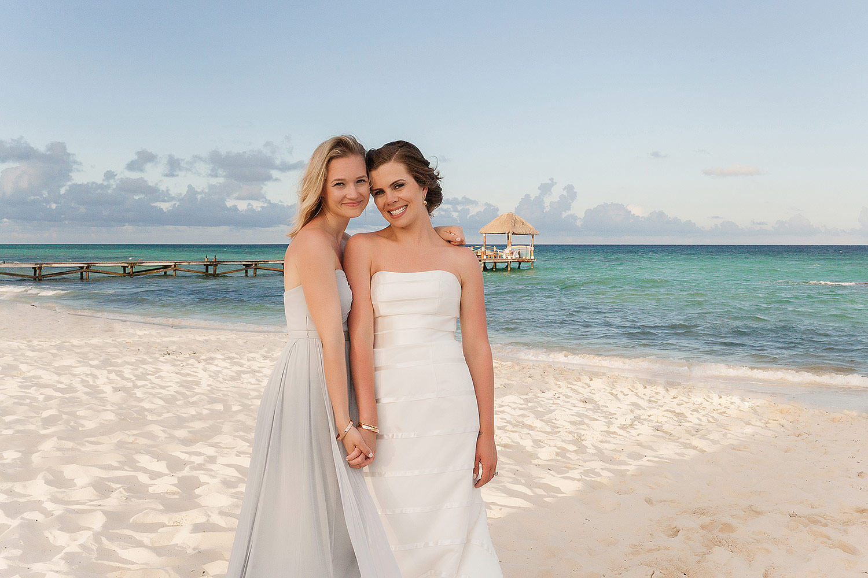 Rebecca and Tony\'s Azul Five\'s Destination Wedding