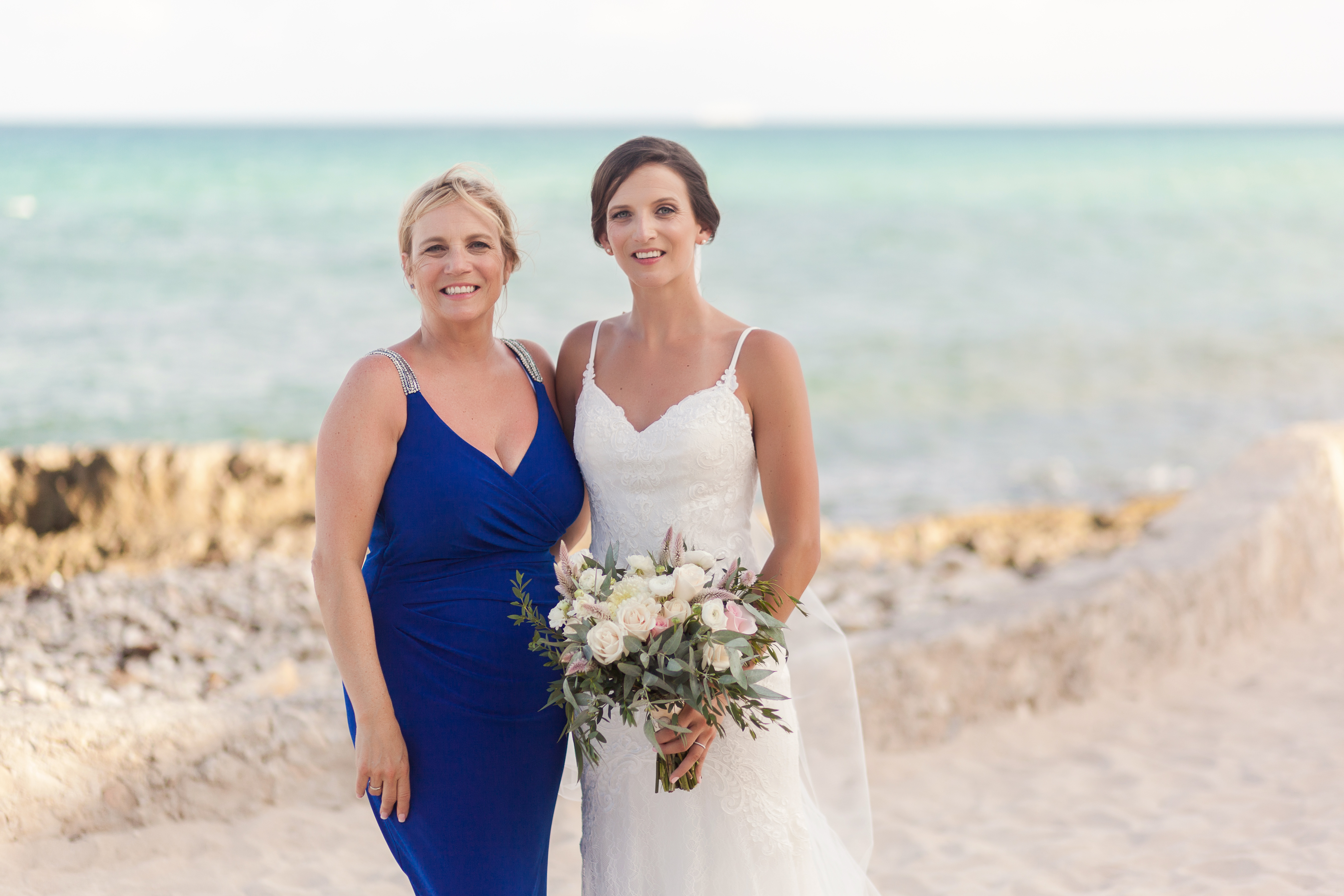 Mother of the Bride: What to Wear to a Beach Wedding