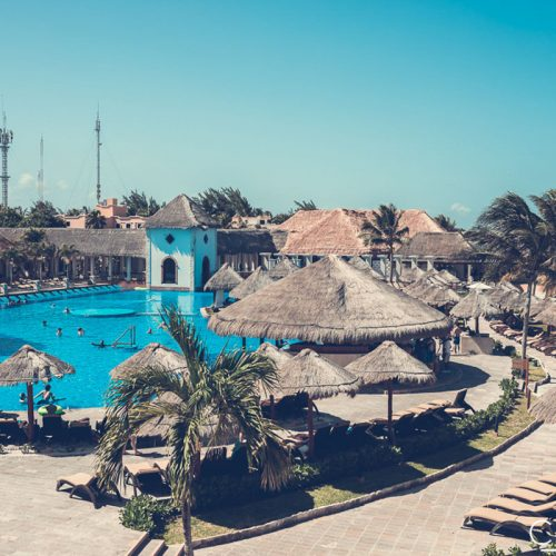 Pools at NOW Sapphire Riviera Cancun